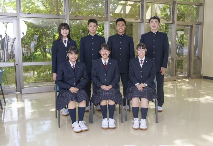 明訓高校の制服