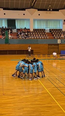 県高等学校体育大会ハンドボール競技大会の結果報告