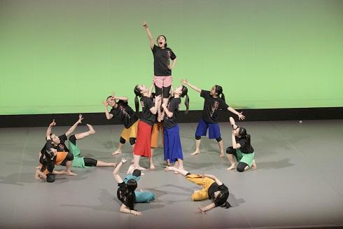 第8回新潟明訓高等学校ダンス部公演を開催しました